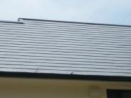 フッ素1外壁塗装、屋根パラサーモ塗装工事後