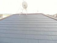 外壁塗装、屋根塗装(パラサーモ)工事後